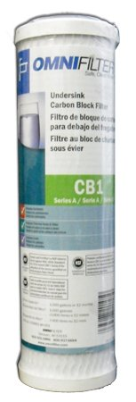 (Cb1 Omnifilter Undersink Filter Replacement Cartridge)