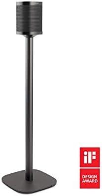 Vogel s Sound 4301 Speaker Stand for Sonos One Play 1, Black 8153020