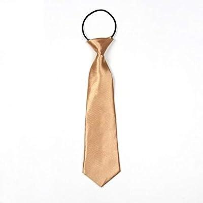 rbocot Corbata De Tamaño Pequeño Corbata De Niños Pequeños Escuela ...