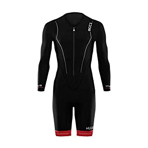 Huub Race Full Sleeve Mens Tri Suit Triathlon Open Water Swimming Sizes XS-XXL
