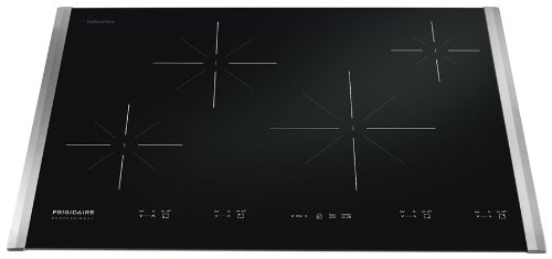 Frigidaire Professional Stainless Steel 30 inch Full Induction Cooktop FPIC3095MS by Frigidaire