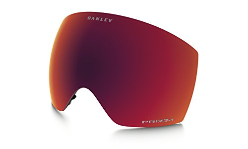 Oakley Flight Deck XM Snow Goggle Replacement Lens Prizm Torch Iridium by Oakley