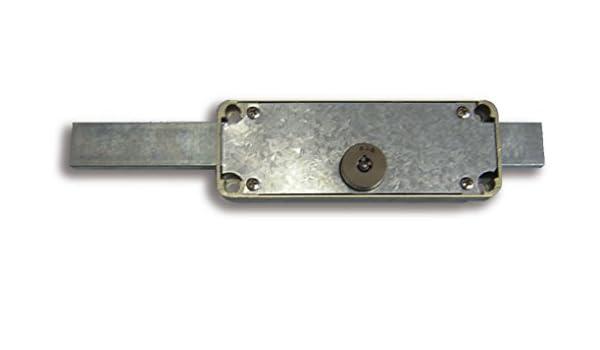 Sag Seguridad 11-As-NC Cerradura persiana Metalica, Acero, 0: Amazon.es: Bricolaje y herramientas