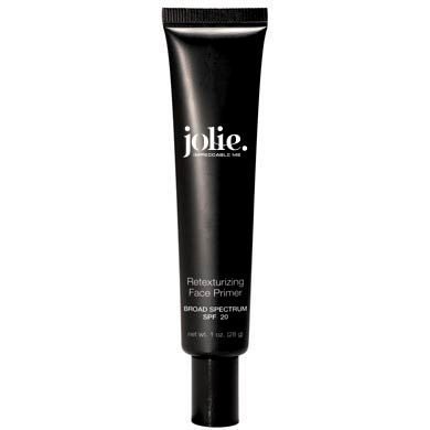 Jolie Cosmetics Retexturizing Foundation Face Makeup Primer SPF 20 - Full Size