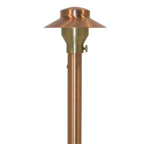 Focus Industries RXA-02-COP 12V 20W Spun Copper 3 1/2