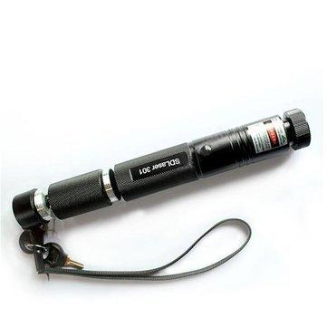 Burning Laser 301 Green Laser Pointer Flashlight High Power Laser