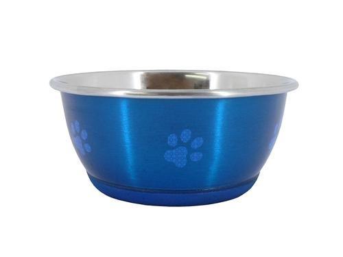 Cheeko Super Fusion Bleu Fash Gamelle pour chien, 950ml, 15,2cm MG1362
