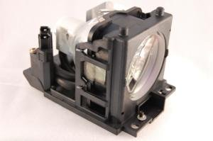 Hitachi CP-X444 projector lamp replacement bulb with housing replacement lamp FI Lamps