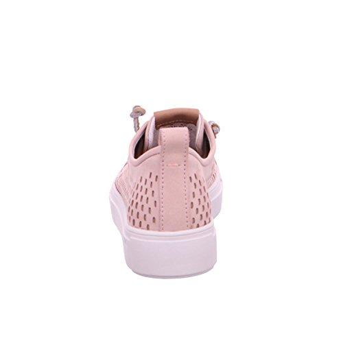 Rouge Chaussures À Ville De Pour Lacets Blackstone Femme BHq810xw0a