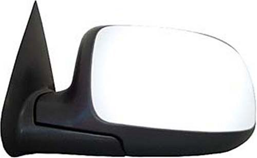 CIPA 27375 Chevrolet/GMC OE Style Chrome Power Replacement Passenger Side Mirror