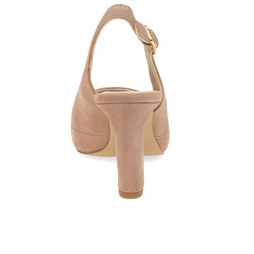 Wildleder 17 Nick Damen Unisa Keilabsatz ks Sandalen mit aus SxY6wqwF