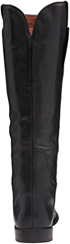 Frye Womens Paige Tall Riding Boot Black-76536