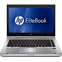 2018 HP 14 Inch Elitebook Business Laptop Computer, Intel Core i5-2520m up to 3.2GHz, 4GB RAM, 128GB SSD, Windows 7 Professional (Certified Refurbished)