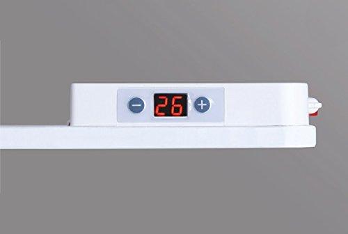 CheminArte 100 Radiateur d/écoratif /à inertie s/èche 550 W
