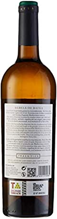 7 Magnífics Rebels de Batea Garnacha blanca, Vino Blanco - 750ml
