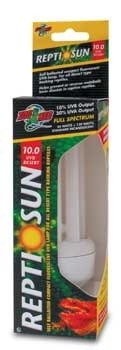Reptisun 10.0 Uvb Fluorescent Lamp for Reptiles by Zoo Med