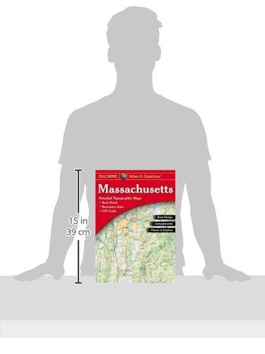 Massachusetts Atlas & Gazetteer