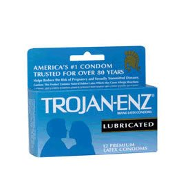Trojan Enz Condoms - Quantity - Box of 108 by Trojan