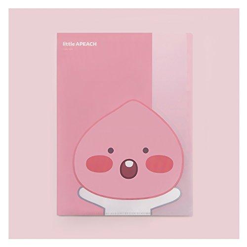 Kakao Talk Kakao Little Friends School Office Layer Index File Folder (Little Apeach) - Friends File