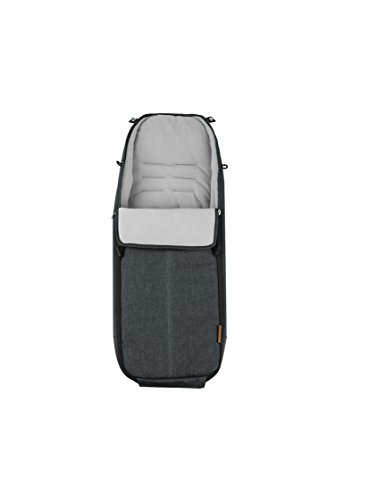Mutsy Nexo Footmuff, Dark Grey