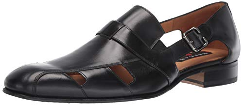 Mezlan Men's Handel Shoe, Black, 9 M US