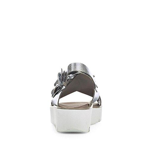 Paul Sandali Verde Silber Metallic
