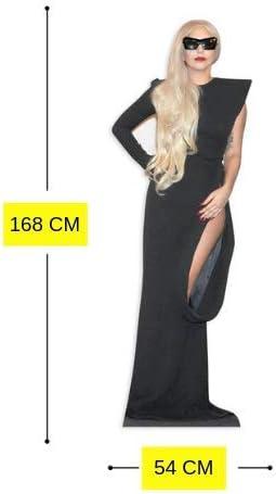 Figurine G/éante Star Cutouts Beyonce 186 Cm Taille Unique Stcs570