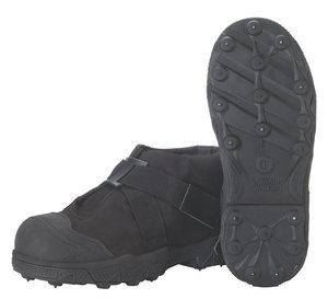 Menx27;s Pull On Ice Traction Device, Traction Type: Stud, Fits Shoe Size: 10 to 12