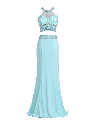 CoutureBridal - Vestido - Noche - para mujer Azul