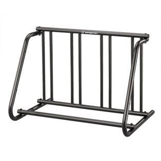 City Series Comercial Grid Bike Rack Single Sided 4 Bike -