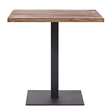 Indhouse Loft Design Restaurant Table With Industrial Style