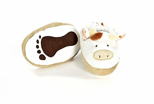 Diinglisar Babyschuhe Kuh