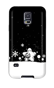 Artistic Case Compatible With Galaxy S5/ Hot Protection Case