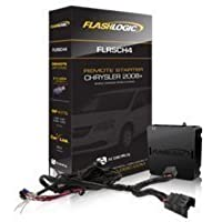AUDIOVOX FLRSCH4 CHRYSLER DATA START MODUL