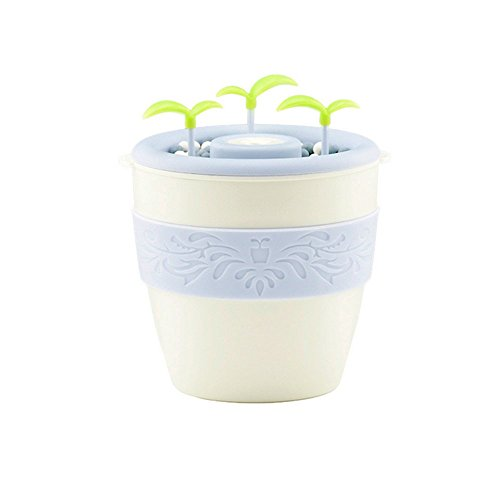 Office Humidifier,Ji Speed 200ml Anion Potted