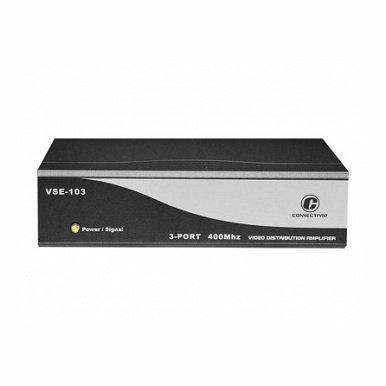 CONNECTPRO VSE-103A / 3PORT 400 MHZ VIDEO + AUDIO