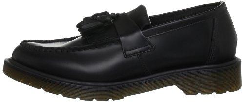 Adrian De Adulte Chaussures Martens Dr Smooth Noir Mixte Ville Polished CX51w4wx