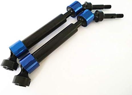 C26952GREY Machined Alloy Universal Drive Shafts for Traxxas 1//10 E-Revo E-Maxx