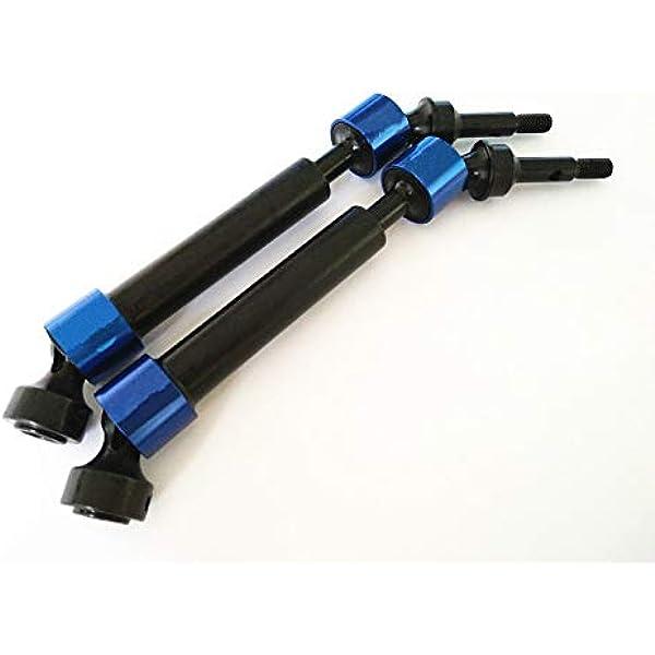 10Pcs 1:10 RC Car Drive Shaft M4 Screws for   E-REVO E-MAXX Summit