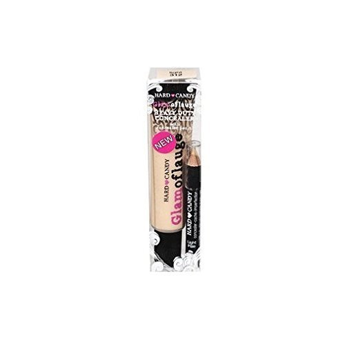 Hard Candy Glamoflauge HEAVY DUTY CONCEALER with pencil (light color 312) by Hard Candy