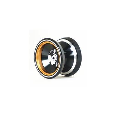 MagicYoYo M001 Silencer Aluminum Yo-Yo (Black): Toys & Games