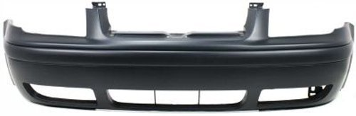 CPP Primed Front Bumper Cover Replacement for 1999-2005 Volkswagen Jetta