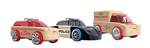 Automoblox Mini S9 Police/X9 Fire/T900 Rescue