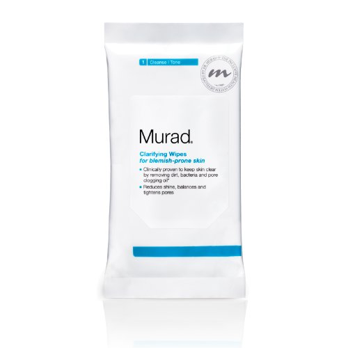 Murad 80514 Clarifying Wipes