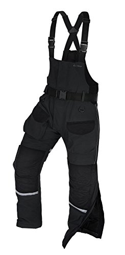 Onyx-Arctic Shield-X-System Mens Cold weather plus bib, Black, Medium