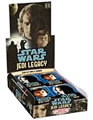 2013 Topps 'Star Wars Jedi Legacy' box (24 pk HOBBY)