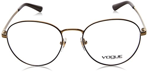 Vogue Gold pale Monturas Gafas 0vo4024 Multicolor brown Para Mujer De rrz8vqwB