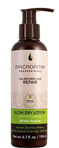Macadamia Professional Blow Dry Lotion, 6.7oz