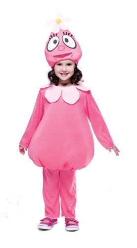 Costume For Adults Plex (Yo Gabba Gabba Foofa Toddler Costume, Toddler)