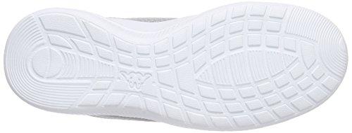 Gris Kappa 1410 Adulto Speed L´grey II White Unisex Zapatillas wSFXUxS